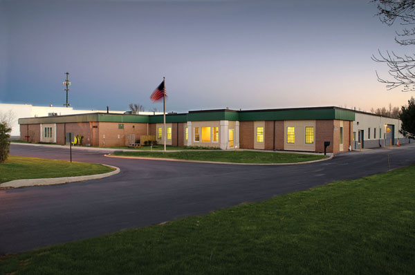 Photograph of Fieldtex Product Inc. Corporate Headquarters / Plant / Distribution Center